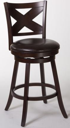 Wood Stools Ashbrooke Barstool by Hillsdale