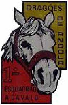 1º Esquadrão a Cavalo Angola
