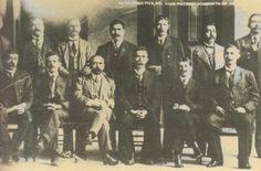 Francisco I. Madero y el Club Antireeleccionista de Culiacán
