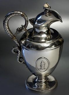 Imperial Russian Silver and Antique FABERGE for sale - RomanovRussia.com