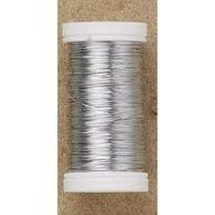 Varmfortinnet tråd 0,36 mm - Rammer, dekorfigurer & dekomateriell for hobbyentusiasten
