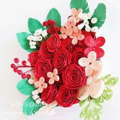 quilling flowers #quilling #flower # design # paper #paperquilling #quillingflowers #quillingart #papercrafts #paperart #paperflowers #handmade #종이감기#종이감기공예#종이감기꽃#종이공예#종이꽃#핸드메이드#クイリング#ペーパークラフト#手作り