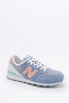 low priced c2499 71238 New Balance 996 Lilac and Peach Running Trainers New Balance 996, Running  Trainers, Urban