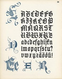 [шрифт] Текстура (Textura)