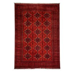 """Bokhara Collection Oriental Rug, 6'7"""" x 9'8"""" 