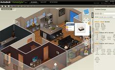 Autodesk Homestyler Home Design Free Software
