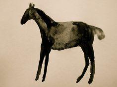 faint horse - cathy cullis