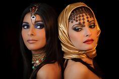 Soy tu asesora de imagen https://www.facebook.com/alesspucci7 alessandrapucci.com  Estilo hindú #MaquillajeProfesional #look
