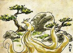 Bulbapedia : Japanese / East Asian folklore origins of Pokemon