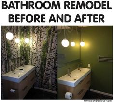 Image Gallery Website Bathroom remodel before and after