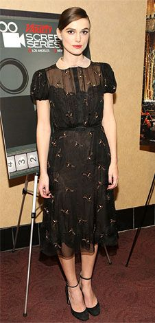Keira Knightly in my favorite dress by Valentino