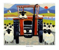 Giclee Print - Jenson Mutton
