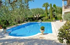 Swimming pool | Villa Stefna, Golfe Juan, Alpes-Maritimes