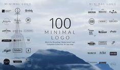 #Free Collections of Minimally Designed #Logo Templates (100+ Templates) Minimal Photography, Photography Logos, Photography Business, Free Logo Templates, Mockup Templates, Find Logo, Organic Brand, Unique Logo, Minimal Logo