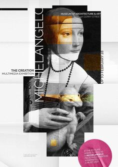 Museum of Architecture and Art / Michelangelo Exhibition: Da Vinci