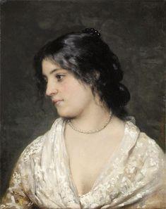 Francesco Paolo Michetti (1851-1929, Italy)