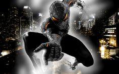 Black Spiderman Iphone Wallpapers HD - PixelsTalk.Net