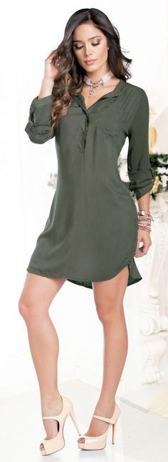 44 ideas fashion dresses simple outfit for 2019 Cute Dresses, Casual Dresses, Short Dresses, Summer Dresses, Outfit Summer, Beautiful Dresses, Chic Outfits, Dress Outfits, Fashion Dresses