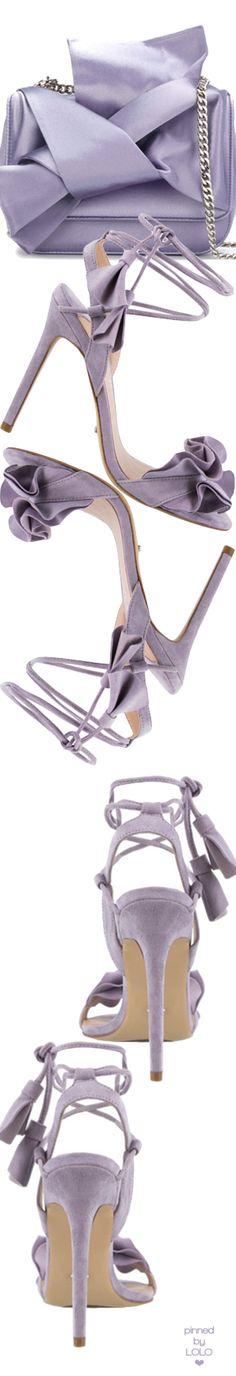 Toni Bianco Shoes and Nº21 Front Knot Shoulder Bag