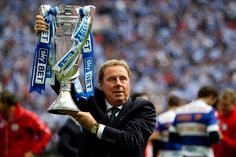 Harry Redknapp, manager in the promotion season 2013/14