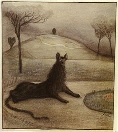 Perhaps that is precisely what life is: a dream and an anxiety - Kubin Alfred Kubin, c. 1950 Alfred Kubin was born in. Alfred Kubin, Illustrator, Yellow Art, Surreal Art, Dark Art, Oeuvre D'art, Art Museum, Fantasy Art, Fairy Tales
