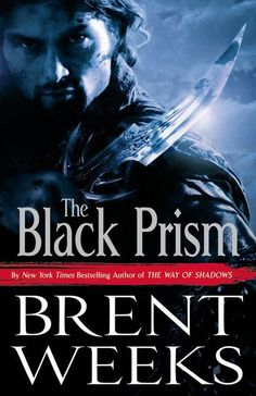 by Brent Weeks - I loved this book. Brought me into a whole new world and kept me engaged like never before.