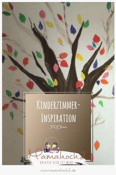 Kinderzimmerinspiration – DIY für einen Baum