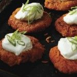 Who doesn't love latkes? Although we always serve them for Chanukah, we also make them year-round, as party appetizers and a side dish. Candle Cafe's<br /><br />Continue Reading </a> »