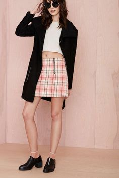 Franchesca Skirt | Shop What's New at Nasty Gal