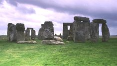 Stonehenge, but it doesn't have to be on a solstice or anything...