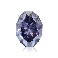 http://rubies.work/0995-semi-precious-gemstone/ .56 carat FANCYS Color Type A Violet Diamond