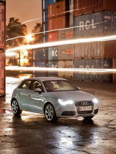 The Audi A1 Sportback.