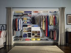 29 Best Closet Maid Shelving Images Walking Closet Closet Bedroom
