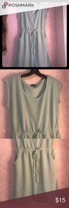 Selling this Sea foam green mini dress 👗 on Poshmark! My username is: emilybree. #shopmycloset #poshmark #fashion #shopping #style #forsale #BeBop #Dresses & Skirts