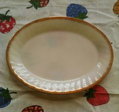 Vintage 1950s Anchor Hocking Fire King White and by ShmaltzMart, $25.00