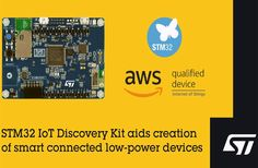 B-L4S5I-IOT01A STM32 Discovery kit Discovery Kit, Electronics Components, Arduino, Diy And Crafts, Connection, Software