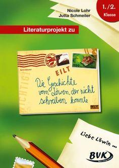 Literaturprojekt zu Die Geschichte vom Löwen, der nicht schreiben konnte-LP84