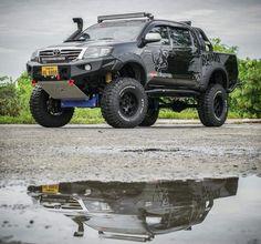 Toyota Hilux, Toyota 4x4, Toyota Trucks, Toyota Tundra, 4x4 Trucks, Diesel Trucks, Ford Trucks, Landcruiser Ute, Offroad