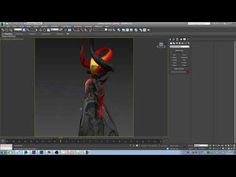 ArtStation - fire people tutorial, HYT -