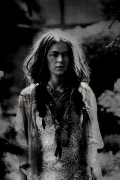 Frida, peace and love.