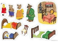 Goldilocks and 3 Bears Sorting Activities, Activities For Kids, Story Sack, Alphabet Sounds, Goldilocks And The Three Bears, Paper Puppets, 3 Bears, Flannel Boards, Christmas Coloring Pages