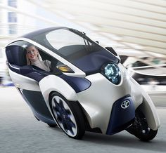 Toyota I-Road by Headlines & Heroes, via Flickr