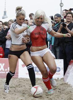 Hot Girls UEFA Euro 2016