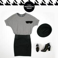 #PMTLook On sort le #TShirt et le #chapeau pour le #Festival #Mode & #Design ! #FMD We're taking out the t-shirt and #hat for the #Fashion & Design Festival!