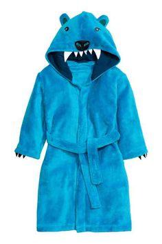 H&M - Fleece dressing gown £14.99