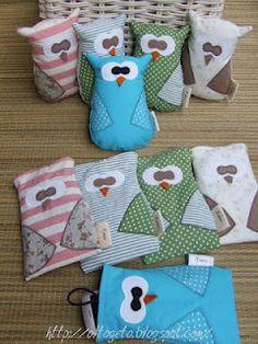 Marokbaglyok és bagolytokok / Owls for kids, and for cellphones