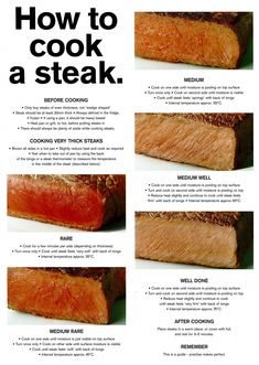 Steak tips - Food infographic How To Cook A Steak Tips & Ideas + BBQ Tips (In The South, anything over med Cooking 101, Cooking Time, Cooking Recipes, Cooking Classes, Cooking Bacon, Cooking Ideas, Cooking Pasta, Cooking Turkey, Cooking School