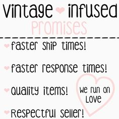 • meet your seller • Hi there! Welcome to Vintage Infused! 👍 Offers are welcome ✅ Bundles are encouraged 💟 Like anything you love to be notified if the price drops! (And so you can snag free shipping) ❌ No trades - my closet is Posh compliant ♻️ Share the love with your fellow Poshers 👆 Follow me above to see all my newest additions 🚭 Smoke free home 🐶🐱 I have fur babies but I wash my items thoroughly prior to shipping them to you Meet the Posher Other