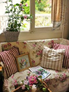 Charming cottage interior