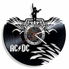 AC/DC vinyl Wall Clock-unique home decor that will suit t... https://www.amazon.com/dp/B06Y6RXM2H/ref=cm_sw_r_pi_dp_x_DXXjzb1ECCMGV
